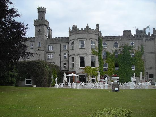 Kingscourt, Irland: the Castle