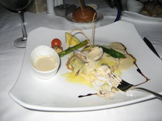 BellaVista: good food and service