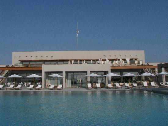 DoubleTree Resort by Hilton Hotel Paracas: Quiet Ocean View