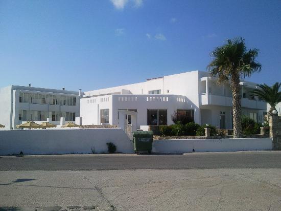 Kamari Bay Hotel: Hotel Kamari Bay