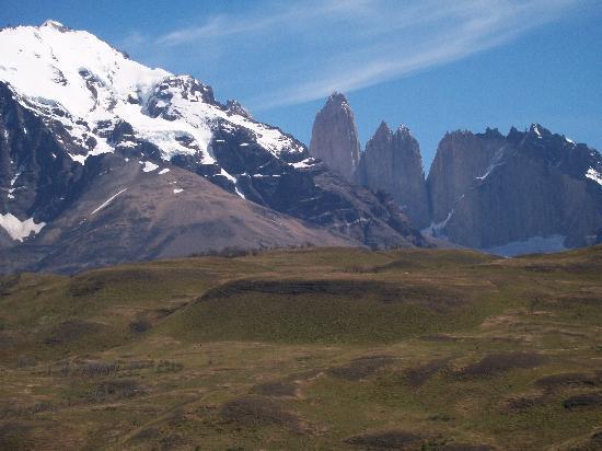 Cerro Fitz Roy: las bellas torres del paine en toda su exponencia...magnificas...