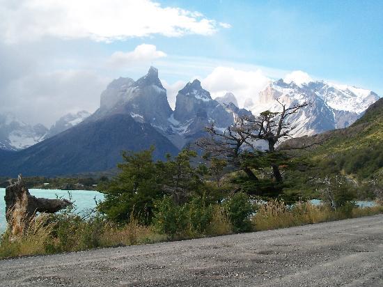 Cerro Fitz Roy: los imponentes curnos del paine...magestuosos,un lugar que me dejo sin palabras...