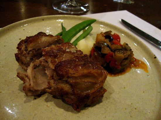 Matsu: Kurobuta Pork Millefeuile