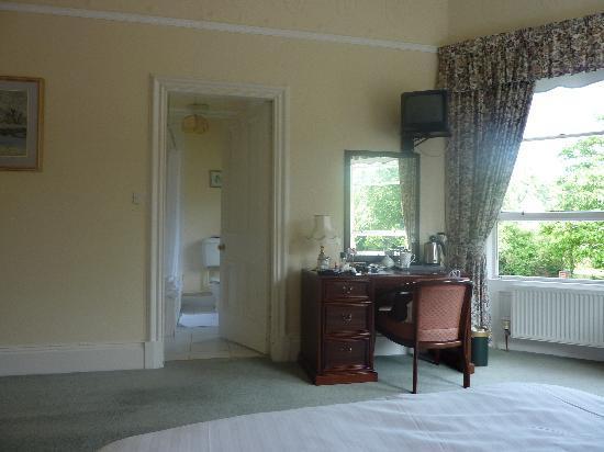 Fernbank House: fantastic bedroom