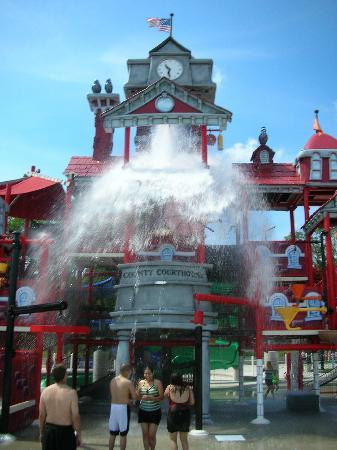 Crown Point, IN: fun at waterpark