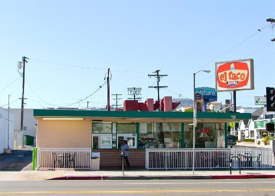 El Taco: 901 S Pacific ave San Pedro CA