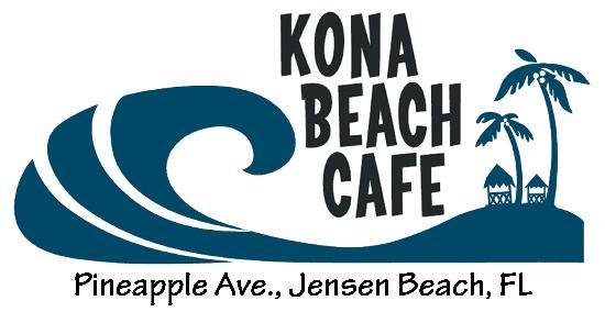 Kona Beach Cafe: Logo