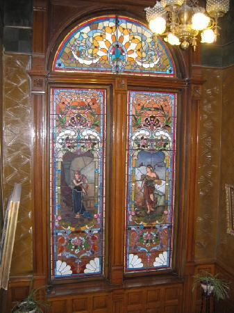 Butte, Монтана: Copper King front door
