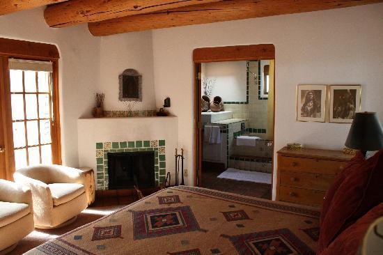 Las Brisas de Santa Fe: Master Bedroom condo 21