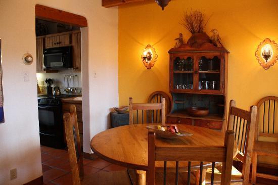 Las Brisas de Santa Fe: Diningroom of Condo #5