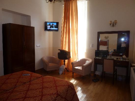 Ερμούπολη, Ελλάδα: Standard room