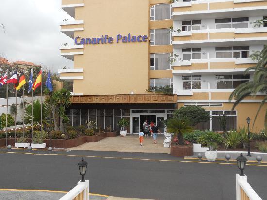 Fotos de buena gente hotasa puerto resort canarife palace tripadvisor - Hotel canarife palace puerto de la cruz ...