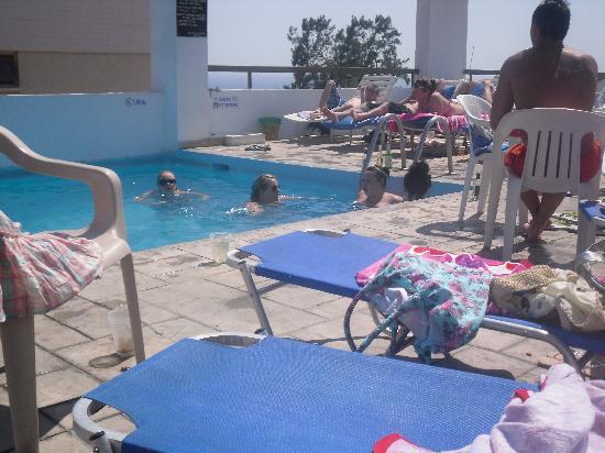 Paul Marie Apartments: pool