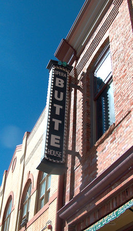 The Butte Theater