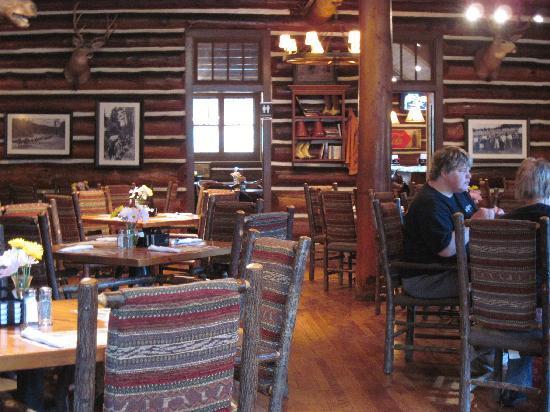 Blue Bell Lodge : resturant