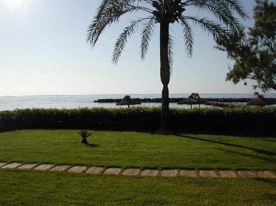 Gran Sol: sea view