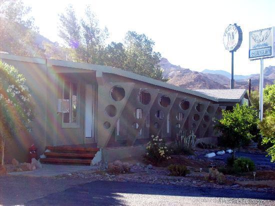 The Atomic Inn: Atomic Inn by day