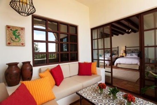 Guaycura Boutique Hotel Beach Club & Spa: Oasis Suite