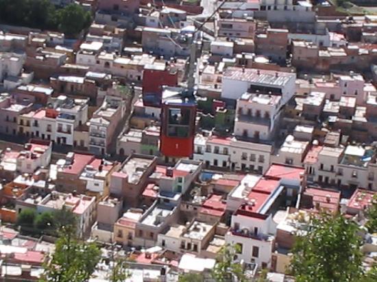 Zacatecas, المكسيك: Ciudad de Zacatecas y Teleférico
