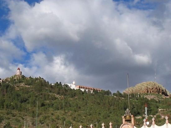 Zacatecas, Μεξικό: Hermosa vista panorámica