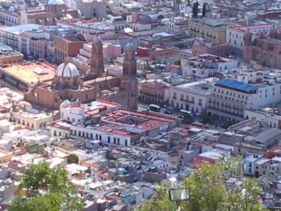 Zacatecas, Mexiko: Centro Histórico de la ciudad