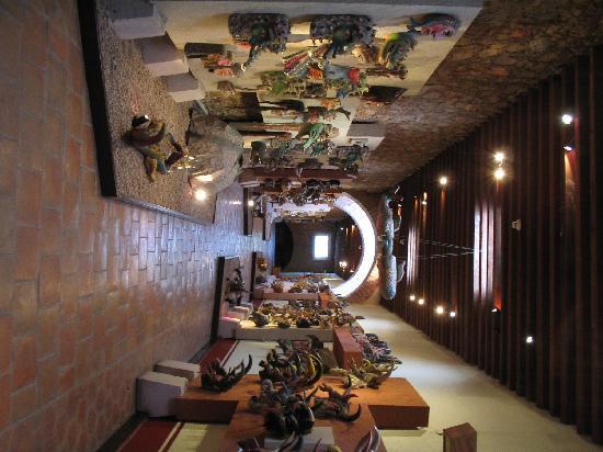 Zacatecas, Meksiko: Museo de las mascaras