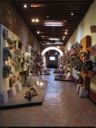 Zacatecas, México: Museo de las mascaras