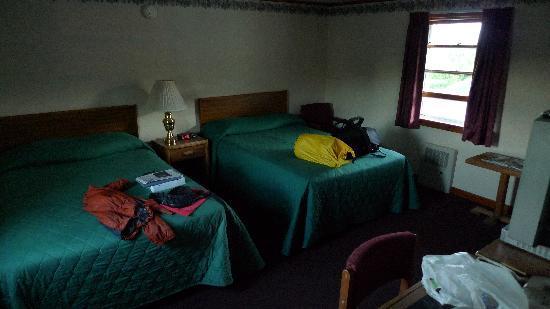 The Stevens Motel : Decent rooms