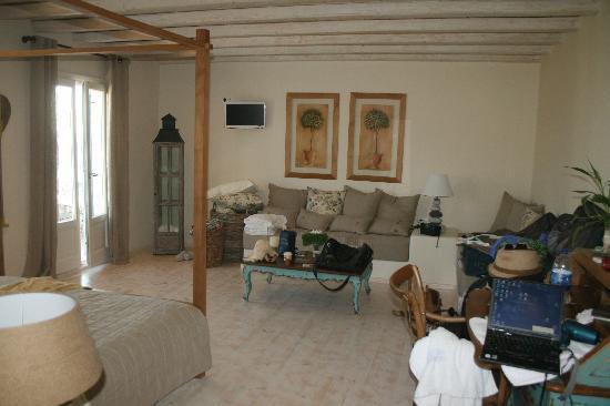 Vencia Hotel: suite