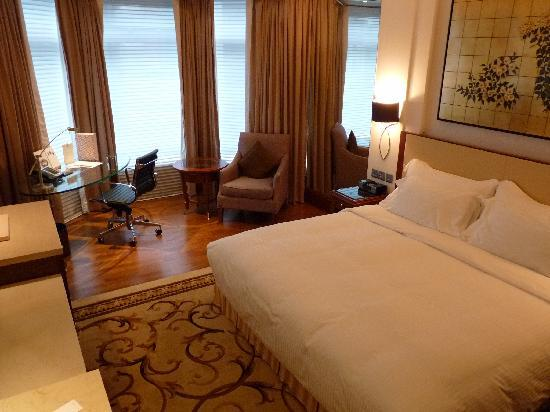 The Langham, Hong Kong: Our Room