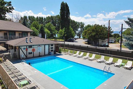 Mission Park Inn: Lake View