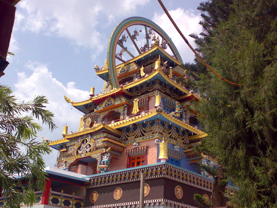 Club Mahindra Madikeri, Coorg: Nearby Monastery