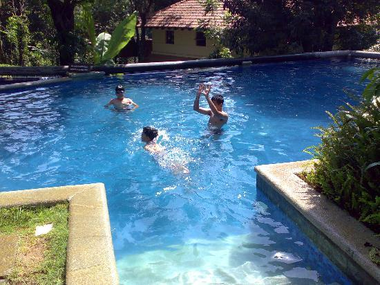 In the pool picture of club mahindra madikeri coorg madikeri tripadvisor Hotels in coorg with swimming pool