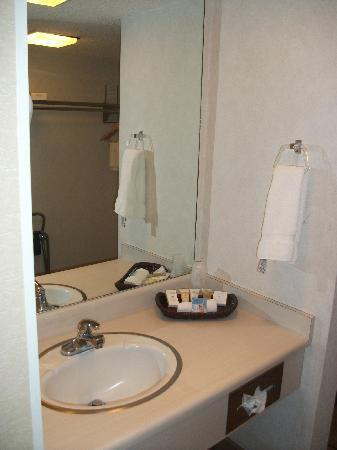 Elephant Butte, NM: bathroom