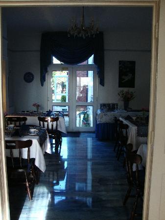 Arden Park Guest House: sala colazione