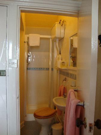 Arden Park Guest House: bagno