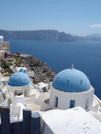 Oia, Grecja: Ia, santorini