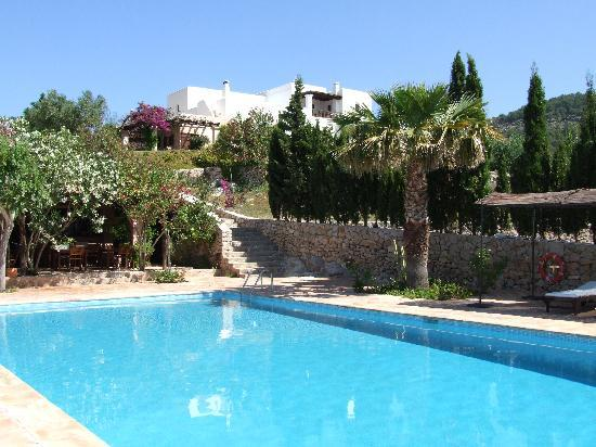 Hotel Rural Can Pujolet: The pool