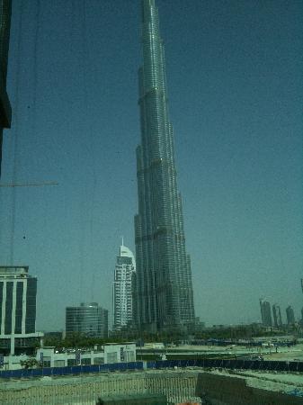 Arabian Courtyard Hotel & Spa: Burj Kalifa