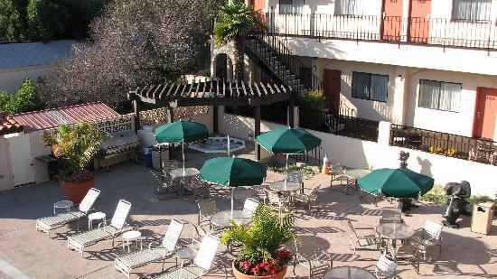 Sands Inn & Suites: Hotel