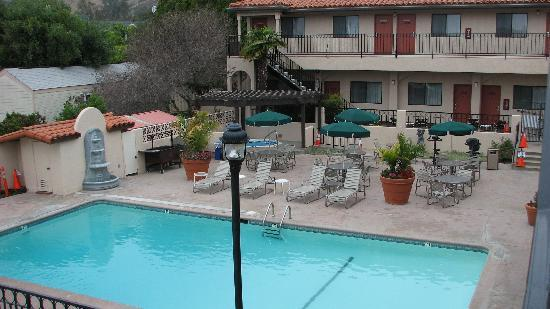 Sands Inn & Suites: Hotel