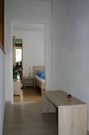 Pension Baumeisterhaus: Zimmer