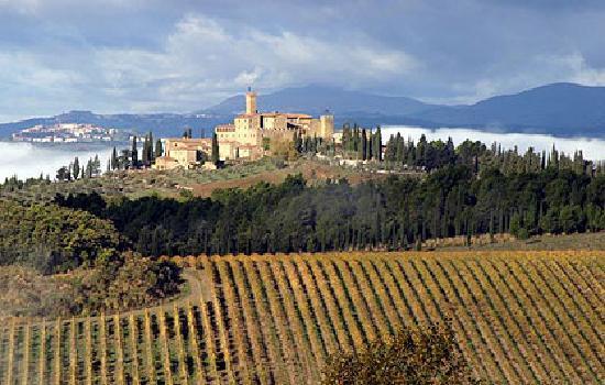 Castello Banfi - Il Borgo: Veduta