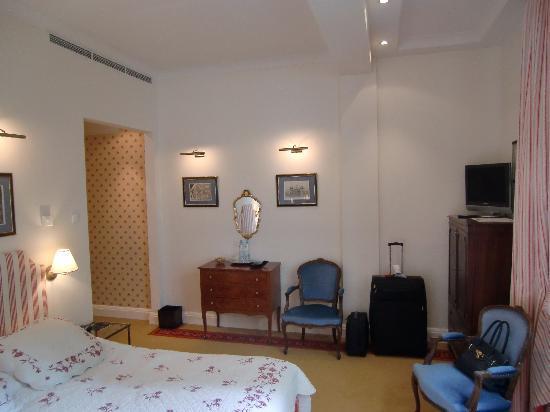 Hotel Grodek: Zimmer 207