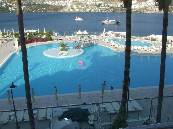 Hotel Baia Bodrum: pool