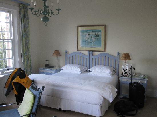 Essenwood House: our room