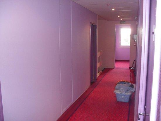 Tourhotel Blois: Limpieza