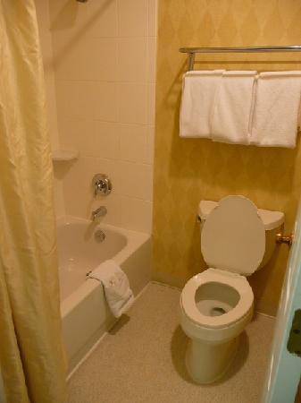 Residence Inn Santa Fe: Bad
