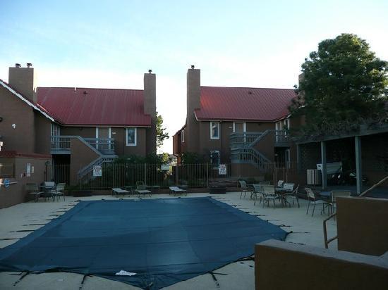 Residence Inn Santa Fe: Pool