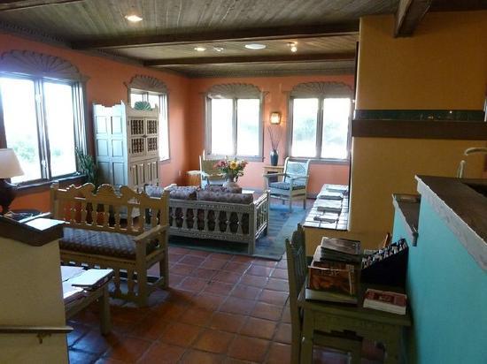Residence Inn Santa Fe: Lobby Sitzbereich